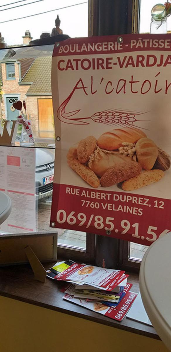 Boulangerie artisanale 91
