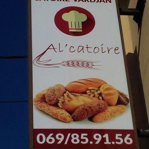 Al'catoire - Boulangerie