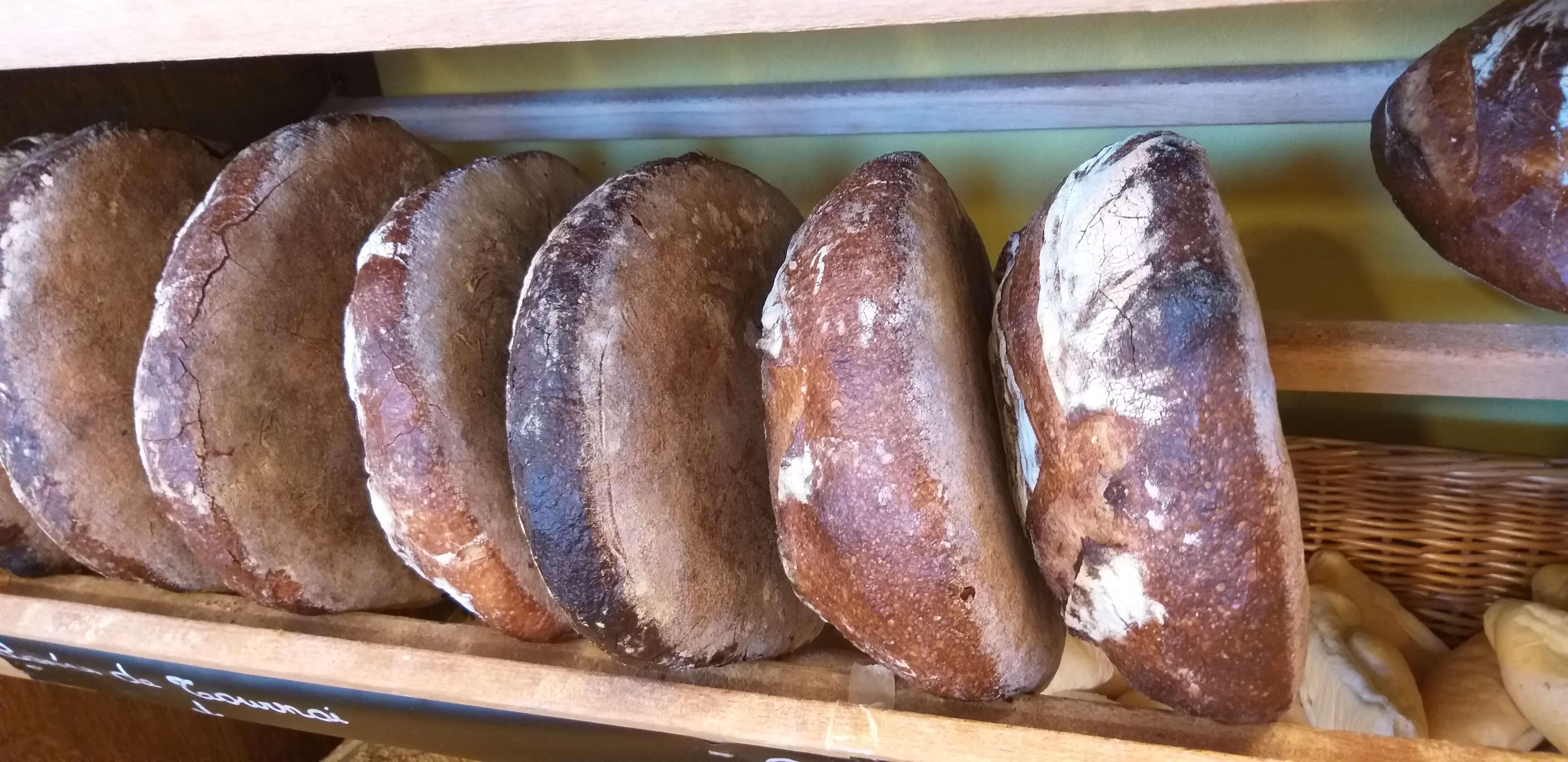 Olivier Penet dans notre boulangerie